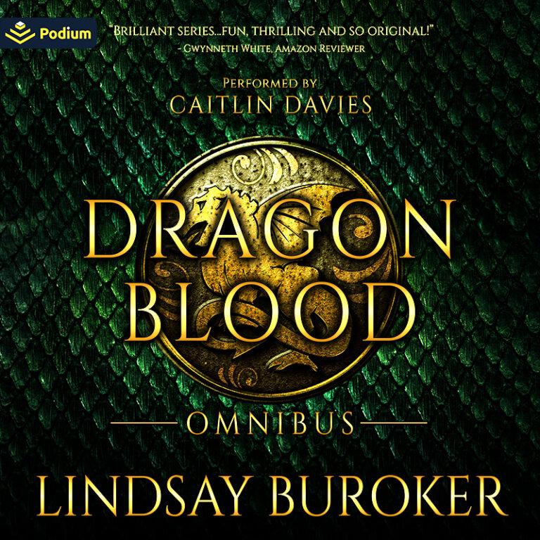 Dragon Blood Omnibus Books 1-3