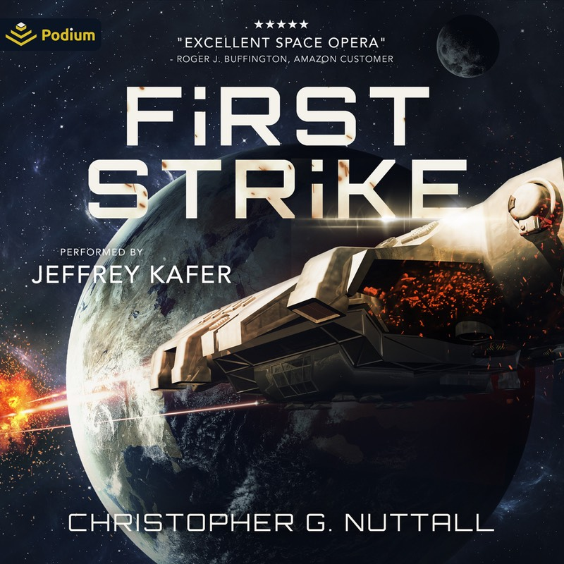 Christopher G. Nuttall First Strike