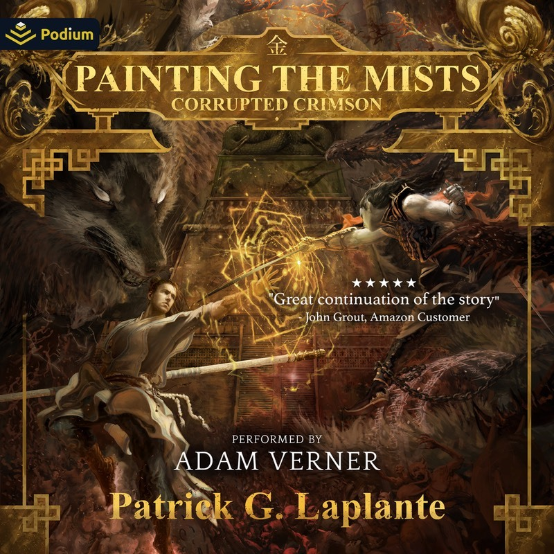 Painting the Mists, Book 5