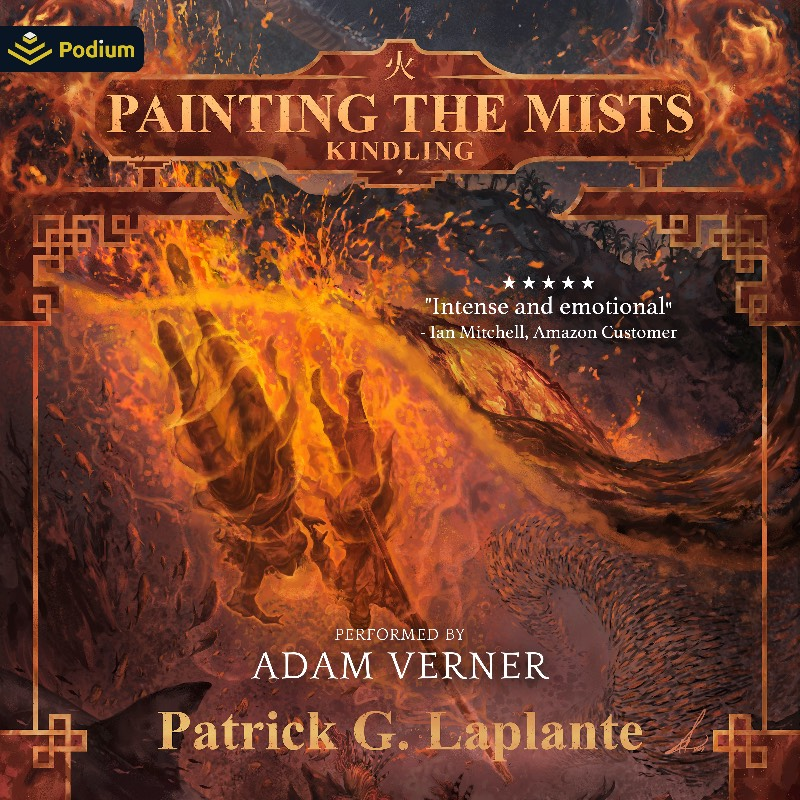 Painting the Mists, Book 6
