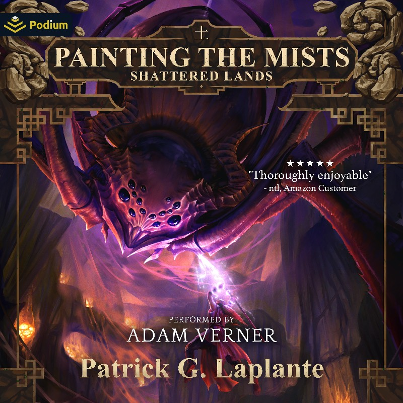 Painting the Mists, Book 8
